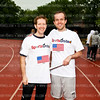 Photo © Tony Powell. Embassy Olympics. Reeves Field American University. April 18, 2012