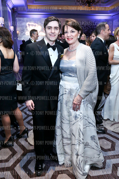 Jack Bender and Grace Bender. Photo by Tony Powell. The 2014 Children's Ball. Ritz Carlton. April 11, 2014