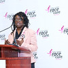 Photo by Tony Powell. 2014 Global Race for the Cure Media Kickoff Event. Brown AME Church. April 2, 2014