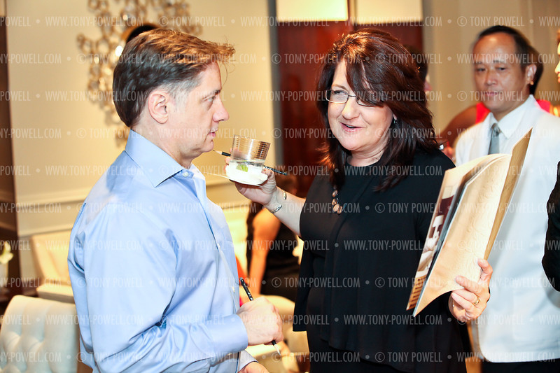 Photo © Tony Powell. Baker Interiors Thomas Pheasant Collection Launch Party. October 4, 2012