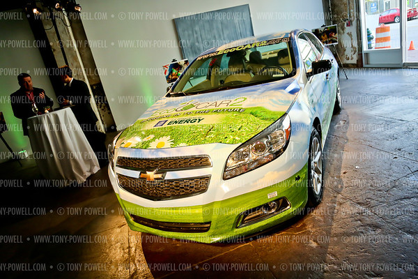 General Motors EcoCar 3 Unveiling @ Longview Gallery