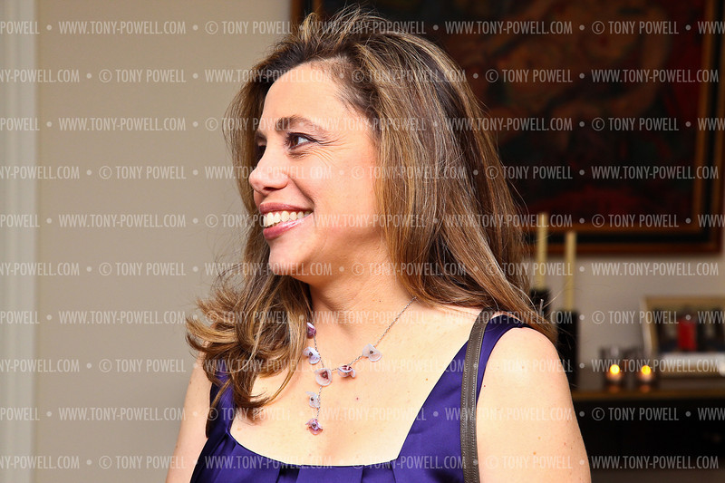 "© Tony Powell. Nancy Brinker ""Women in Media"" Dinner. April 5, 2011"