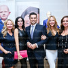 "Jamie Dorros, Amy Baier, Doug Kammerer, Jocelyn Greenan, Kristin Rae Cecchi. Photo by Tony Powell. 2013 St. Jude ""Heart of Fashion"" Benefit. Neiman Marcus Mazza Gallerie. September 28, 2013"