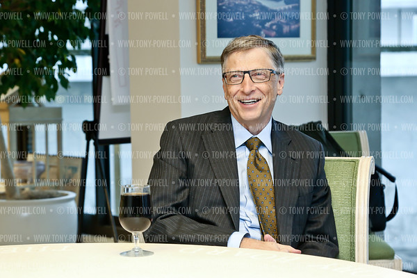 The Atlantic Bill Gates Interview