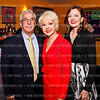 Photo  Tony Powell. #19. Annie Totah Celebration at Cafe Milano. May 5, 2012