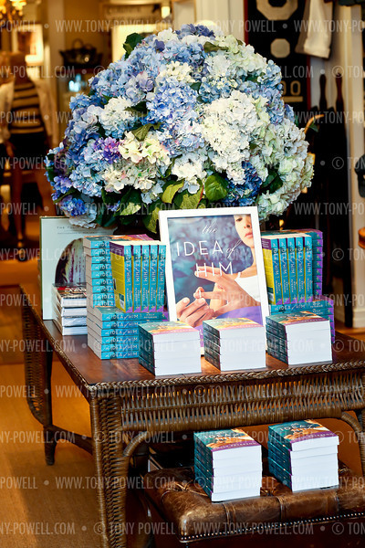 "Holly Peterson's ""The Idea of Him"" Book Party @ Ralph Lauren Georgetown"