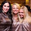 Amy Baier, Jamie Dorros, Sharon Bradley. Elie Tahari Opening. Photo © Tony Powell. April 27, 2011