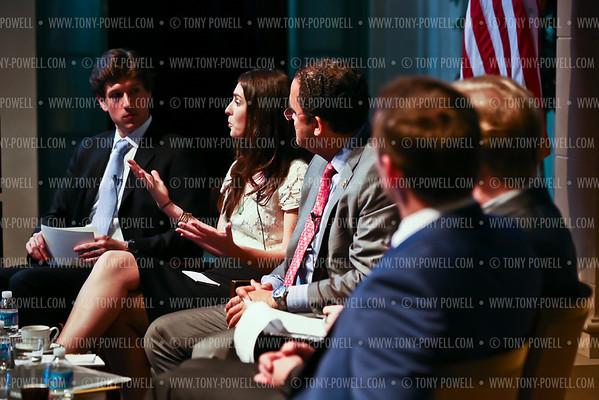 Rock The Vote/ LinkedIn/ McGraw Hill Chamber of Commerce Breakfast Panel