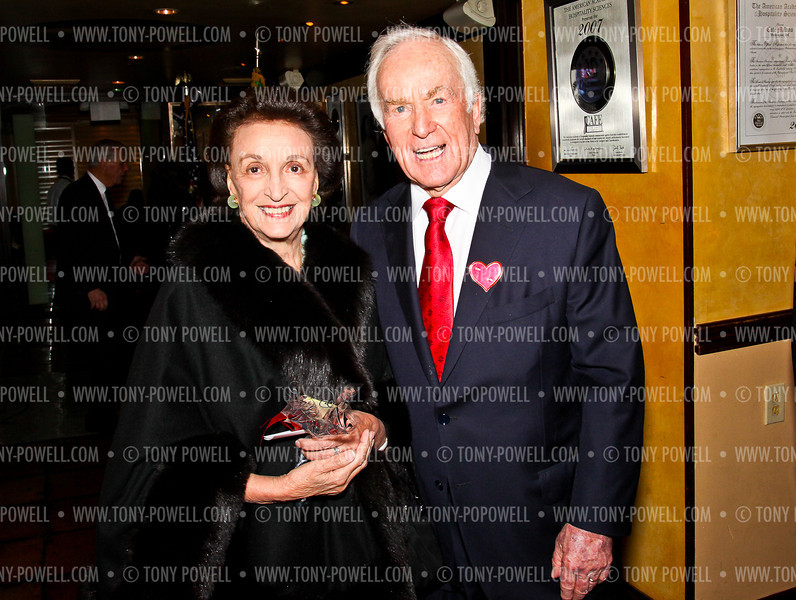 Photo © Tony Powell. Lloyd & Ann Hand 60th Anniversary @ Cafe Milano. February 23, 2012