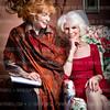 Photo © Tony Powell. Kate Lehrer & Diane Rehm. October 17, 2014